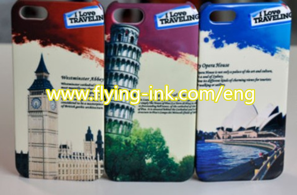 Offset sublimation ink  for mobile phone shell