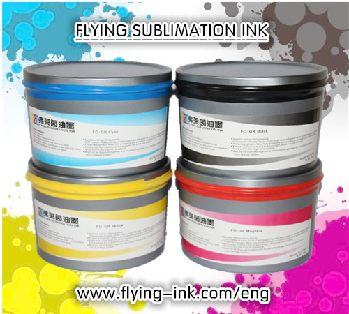 sublimation transfer printing ink