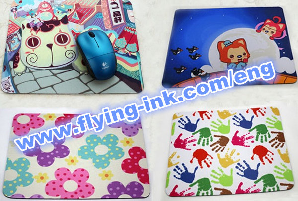 Mouse pad use Offset printing sublime thermal transfer ink