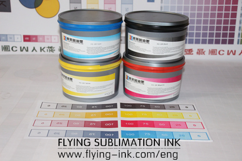Sublimation transfer printing ink Made in China