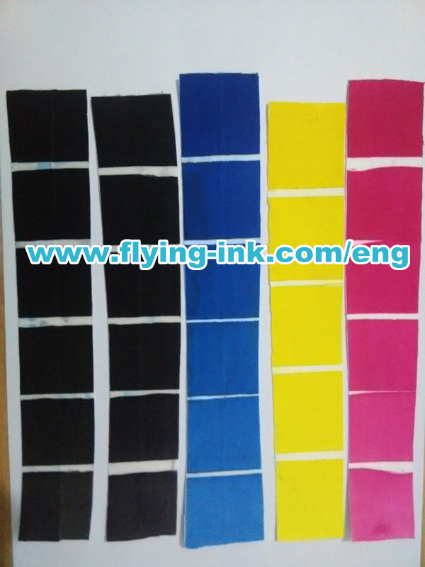 Top quality sublimation fabric ink