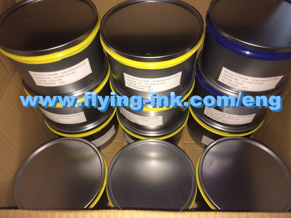 Sublimation inks manufacturers in China