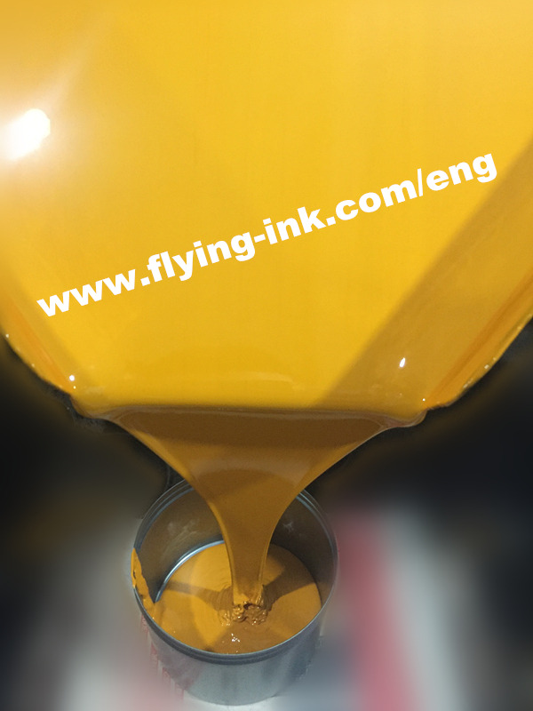 Newest! CMYK sublimation offset printing inks