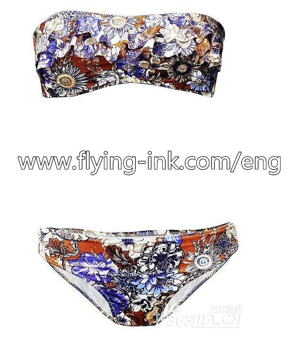 sublimation thermal transfer ink for bikini