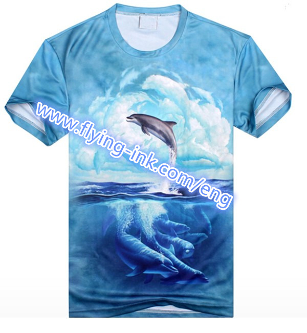 sublimation offset ink for T-shirt